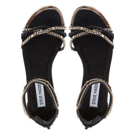 black bling sandals steve madden by iggy azalea ono bling flatform wedge