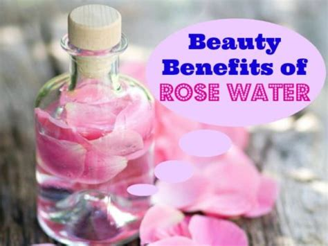 natural skin care 9 ways to use rose water for beautiful skin skin care 10 ways to use rose water for beautiful skin