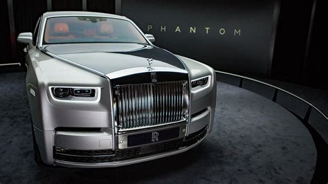 2018 rolls royce phantom opulent doesn t do it justice