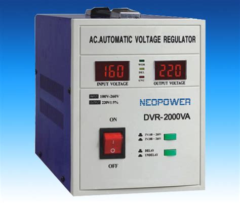 Ac Automatic Voltage Regulator 3kva automatic voltage regulators for home manufacturer