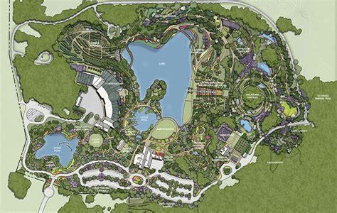 botanical gardens tulsa tulsa botanic garden master plan