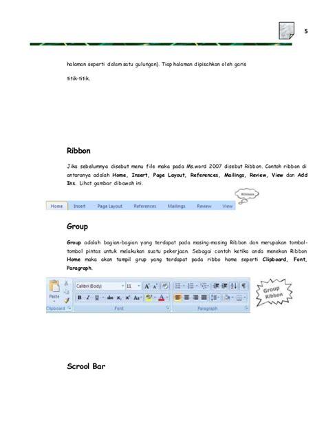 pengaturan layout makalah makalah ms word 2007