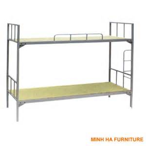 Double Deck Bed Frame Design Steel Double Deck Bed Frame Vuong Nam