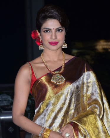 priyanka chopra in ethnic wear top 10 bollywood leading ladies who look gorgeous in