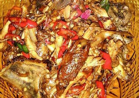 resep ayam suwir kecap pedas oleh latifahnurhasanah cookpad