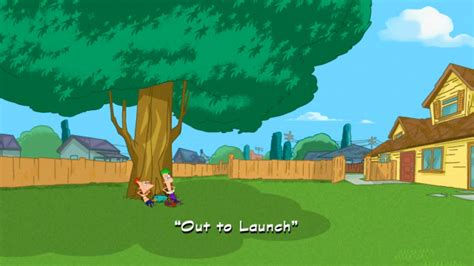 phineas and ferb backyard image out to launch title card jpg phineas and ferb