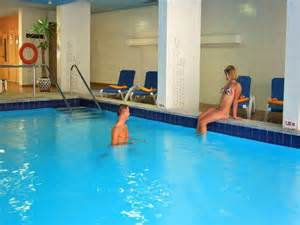 Residential Indoor Pool Blue Sea Puerto Resort Hotel Puerto De La Cruz Tenerife