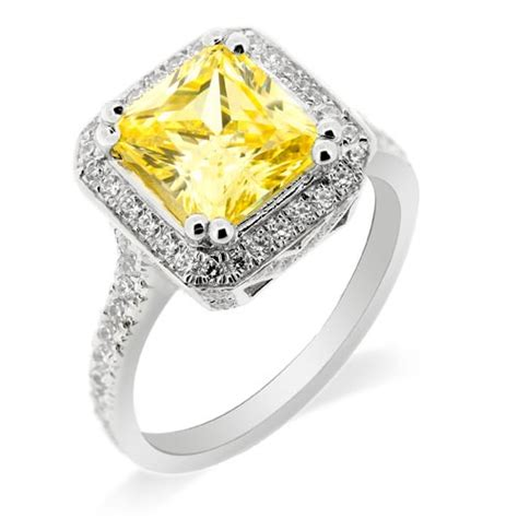 Cubic Zirconia Shape Cut Grade 6a Swarovski 4mm like ring with the best quality cubic zirconia 6a bling bling