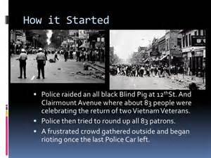 Detroit Blind Pig The Detroit Riot Of 1967