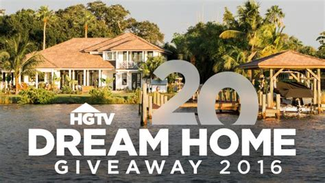 Hgtv Hgtv Dream Home Sweepstakes - hgtv dream home 2016 sweepstakes autos post
