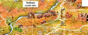 map arizona sedona maps update 600452 sedona tourist map sedona tourist