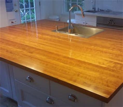 Waterproofing Wood Countertops by Wood Countertops Can Be Waterproofed