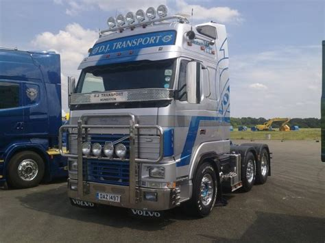 volvo xl 90 volvo fh 100 camion