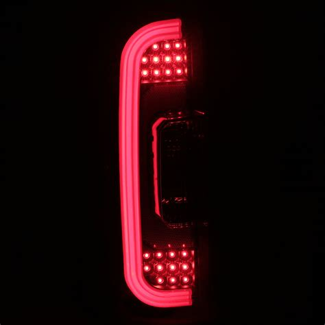 2015 gmc canyon led tail lights 2015 2016 2017 gmc canyon led bar black rear brake tail