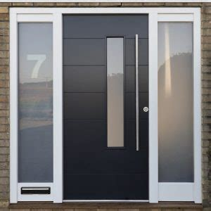 contemporary front doors timber entrance doors george barnsdale