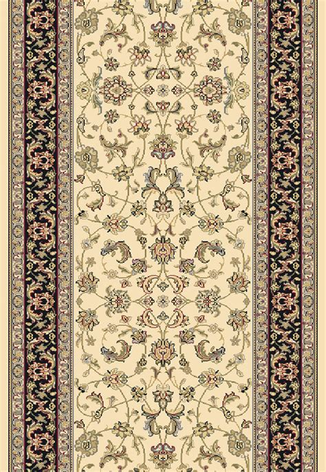 wide runner rugs brilliant 72284 191 ivory 2 2 quot wide runner by dynamic rugs