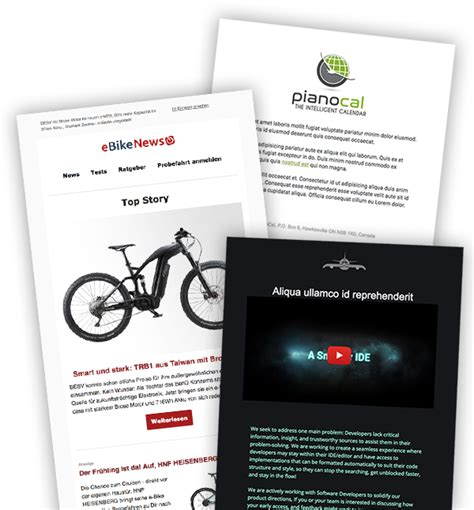 Custom Mautic Themes Email Templates Landing Pages Innotiom Mautic Email Templates