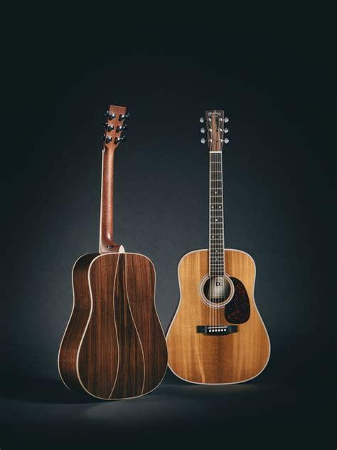 Martin Guitar Giveaway - martin guitars unveil a pair of dreadnought models 2015 04 06 premier guitar