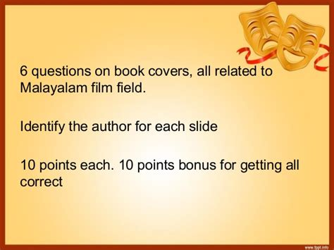 malayalam film related quiz finals chithramela malayalam movie quiz