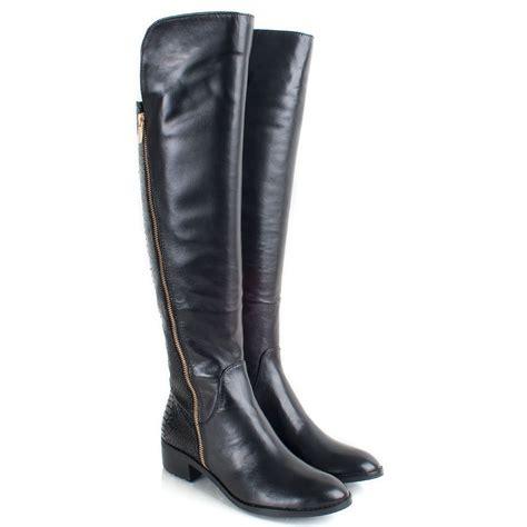 michael kors black berkley women s boot