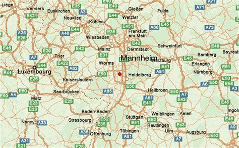 manheim germany map mannheim germany map my