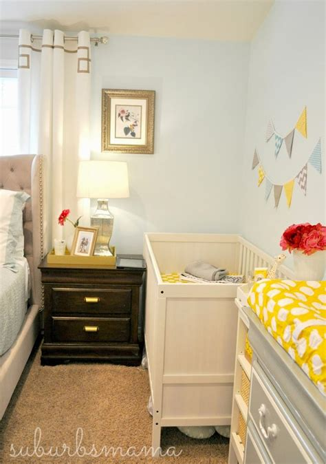 nursery in master bedroom best 25 small space nursery ideas on pinterest organizing baby stuff baby storage and small