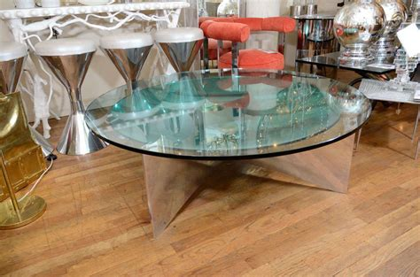 Mercury Glass Curved Table L by Mercury Glass Coffee Table Thelightlaughed