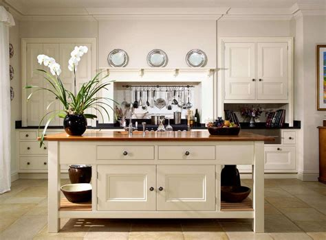 freestanding island for kitchen essential guide to heritage kitchens period living