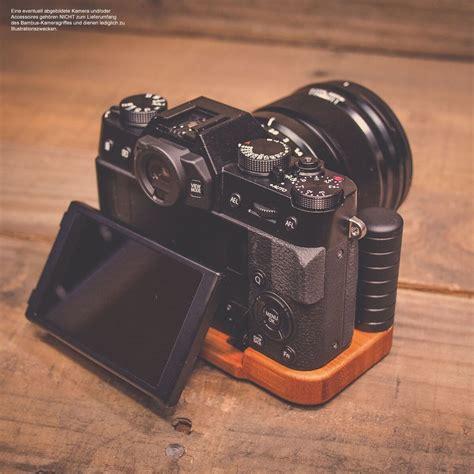 Kamera Fujifilm Tx 10 kamera handgriff f 252 r fujifilm fuji x t10 handgefertigt in usa aus bambus siolex