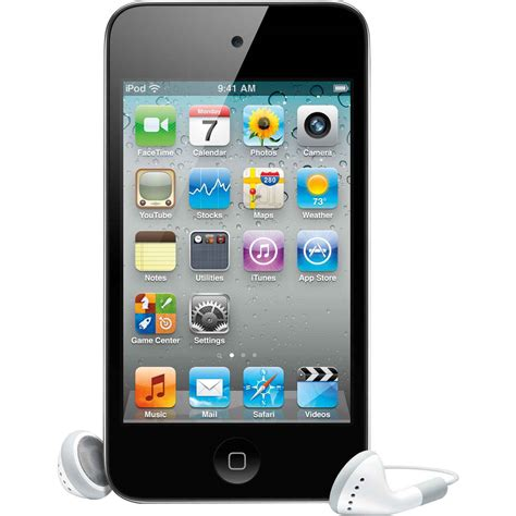 Ipod Touch 4 top gadget info ipod touch 4th generation