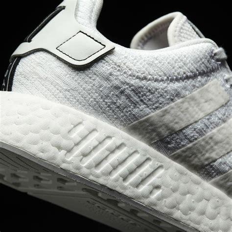 Adidas Nmd R2 Primeknit White 1 adidas nmd r2 primeknit white sneakernews