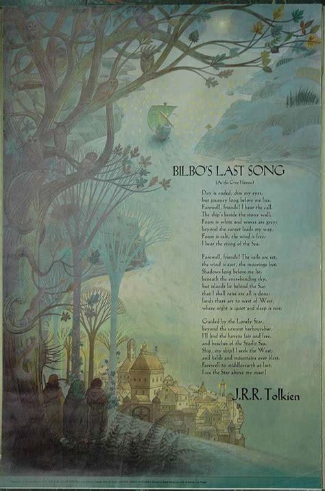 bilbos last song tolkien collector s guide collectors guide bilbo s last song