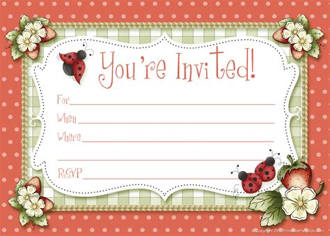 online party invitation maker party invite template free online