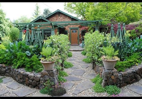 permaculture front yard design edible yard napa california vegetable garden