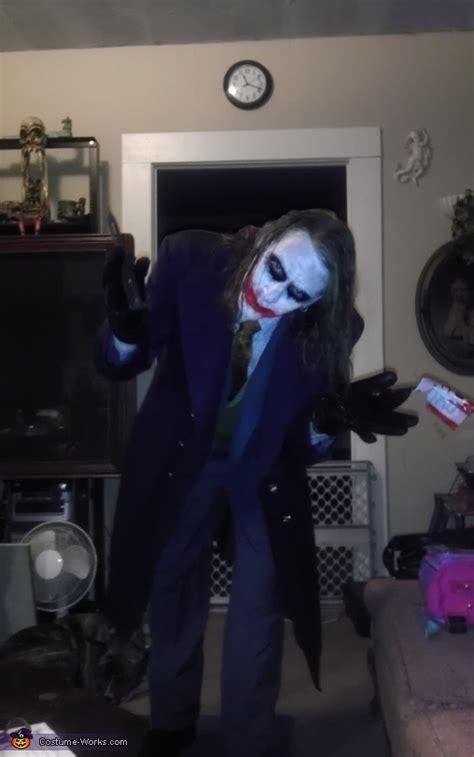 heath ledger joker costume photo