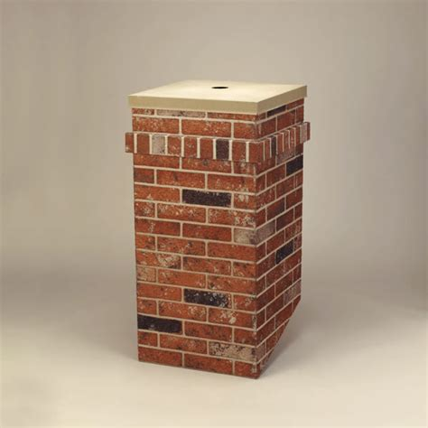 r co rectangular steel chimney surround