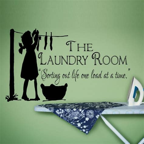 wall stickers for laundry room laundry room wall stickers peenmedia