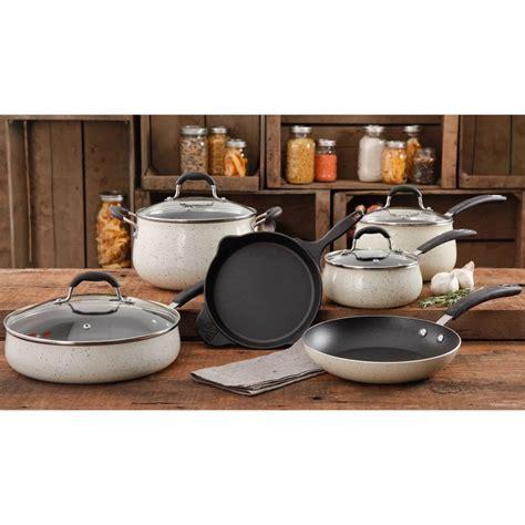 bring back men s cologne pioneer woman home garden pioneer woman vintage enameled porcelain 10 pc cookware