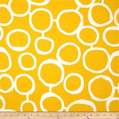 yellow pattern material premier prints freehand slub corn yellow discount
