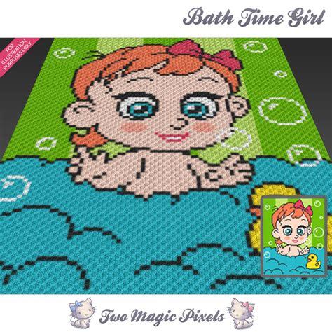 pattern magic 3 pdf free download bath time girl crochet blanket pattern twomagicpixels