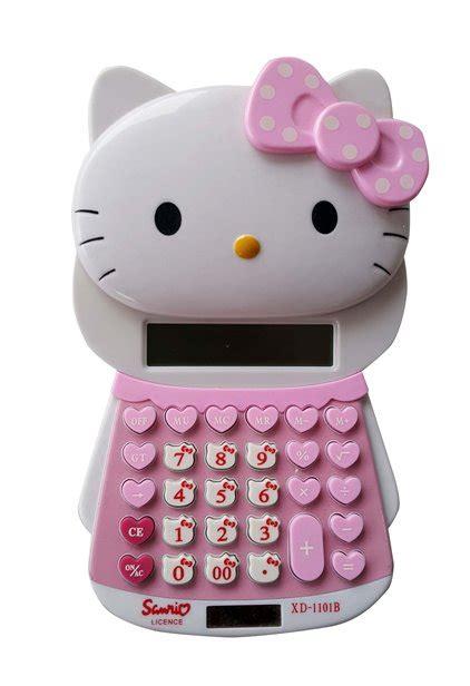 Kalkulator Hk Hello Sanrio Calculator Pink toko bunda menjual aneka produk ibu anak serba ada serba lucu