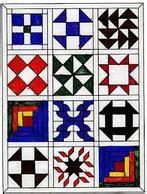 quilt patterns harriet tubman and the underground railroad