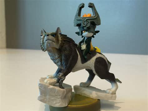 Nintendo Amiibo Wolf Link image gallery midna amiibo