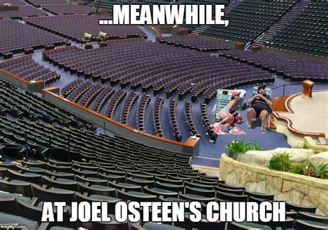 joel osten church