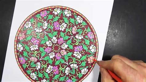 secret garden coloring book in singapore coloring book mandala 2