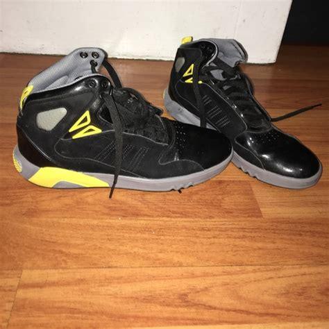 adidas black and yellow basketball shoes 70 adidas other black and yellow adidas basketball
