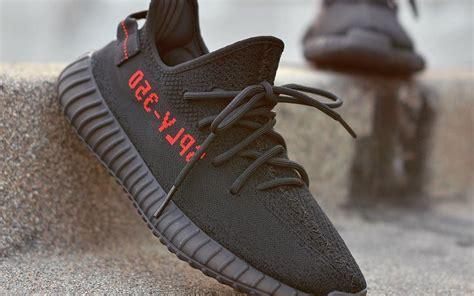 Adidas Yeezy Boost 350 V2 Bred adidas yeezy boost v2 bred in sneakers