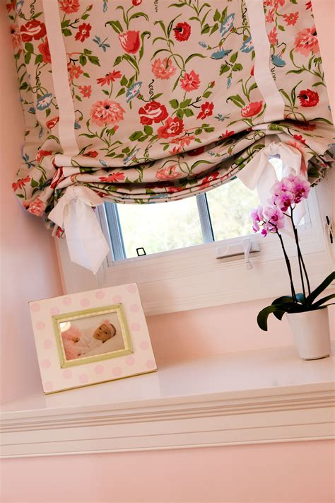 Preppy Window Treatments Design Reveal Classic Preppy Style Project Nursery