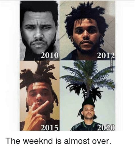 The Weeknd Hair Meme - funny the weeknd memes of 2016 on sizzle songs