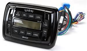 Infinity Stereo Infinity Prv250 Marine Digital Media Stereo W Bluetooth